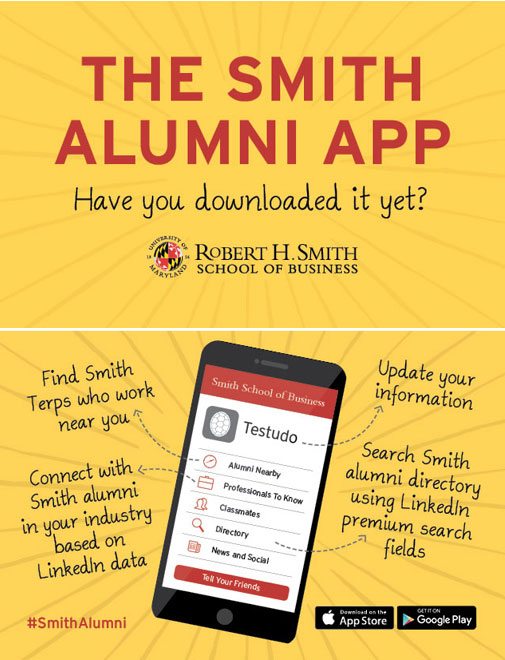Alumni app ad jessica evelyn smith alumni app ad reheart Choice Image